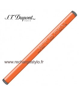 Recharge St Dupont Bille Jet 8 Orange 040352