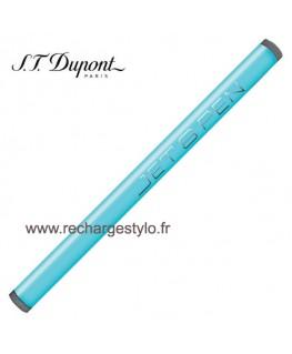 Recharge St Dupont Bille Jet 8 Bleu Turquoise 040355