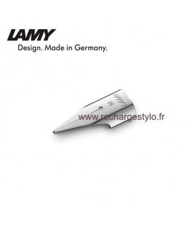 Plume Lamy Z50 Taille M en acier poli 1215054
