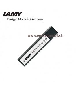 Mines Lamy M40 0,7mm HB 1202099