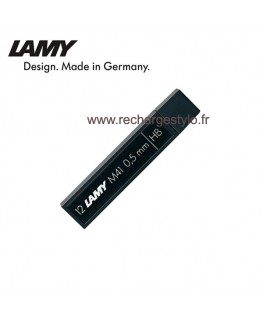 Mines Lamy M41 0,5mm HB 1202101