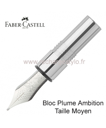 bloc-plume-faber-castell-ambition-taille-moyen-ref_148190