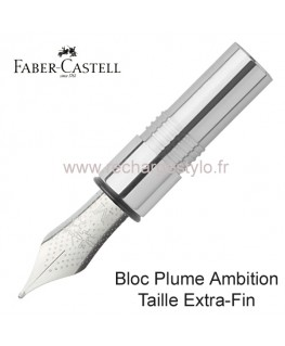 bloc-plume-faber-castell-ambition-taille-extra-fin-ref_148192