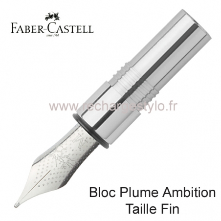 bloc-plume-faber-castell-ambition-taille-fin-ref_148191