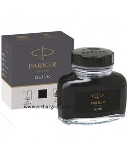 Flacon d'encre Parker Noir 1950375