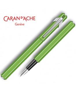 stylo-plume-caran-dache-849-vernis-vert-fluo_840.230