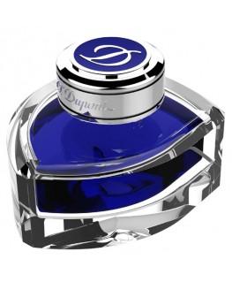 Flacon d'Encre ST Dupont Line D Bleu Royal 040159