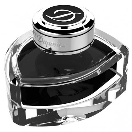 Flacon d'Encre ST Dupont Line D Noir Intense 040160