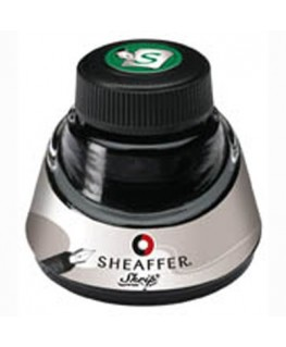 Flacon 50ml d'encre Sheaffer Vert 94251