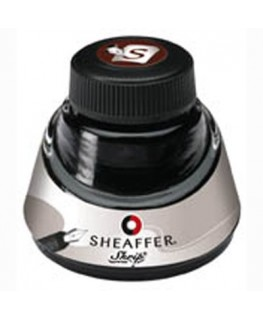 Flacon 50ml d'encre Sheaffer Marron 94261