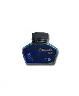 Flacon d'encre 62,5ml Turquoise Pelikan