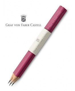 crayons-graphite-graf-von-faber-castell-guilloche-rose-ref_118626