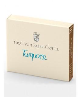 cartouches-d-encre-graf-von-faber-castell-bleu-turquoise-ref_141110