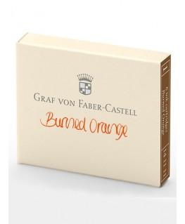 cartouches-d-encre-graf-von-faber-castell-orange-ref_141111