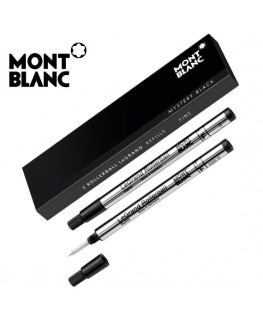 Recharge Montblanc Roller Legrand Mystery Black Fin 105166