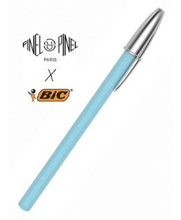 stylo-bic-cristal-gainage-en-cuir-bleu-ciel-pinel-et-pinel_a-20-05471