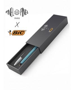 ecrin-stylo-bic-cristal-gainage-en-cuir-bleu-ciel-pinel-et-pinel_a-20-05471