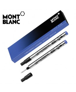 Recharge Montblanc Roller Legrand Pacific Blue Moyen 105265