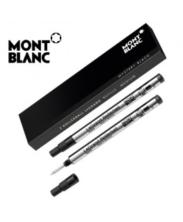 Recharge Montblanc Roller Legrand Mystery Black Moyen 107323