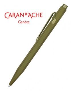 stylo-bille-caran-d-ache-849-claim-your-style-vert-mousse-edition-limitee-ref_849.566
