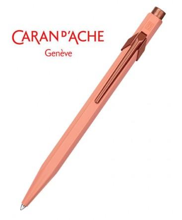 stylo-bille-caran-d-ache-849-claim-your-style-mandarine-edition-limitee-ref_849.568