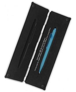 ecrin-stylo-bille-caran-d-ache-849-claim-your-style-bleu-glacier-edition-limitee-ref_849.569