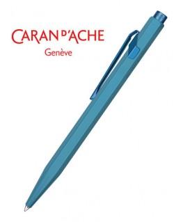 stylo-bille-caran-d-ache-849-claim-your-style-bleu-glacier-edition-limitee-ref_849.569