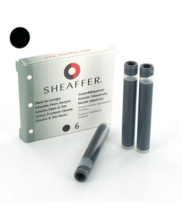 Cartouches d'encre Sheaffer Noir 96330
