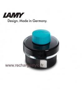 Flacon d'encre Lamy T52 Bleu Turquoise 1208934