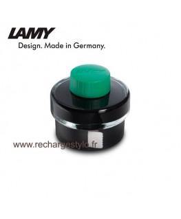 Flacon d'encre Lamy T52 Vert 1208935