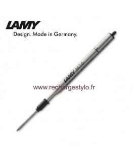 Recharge Bille Lamy M16 noir fin 1200146