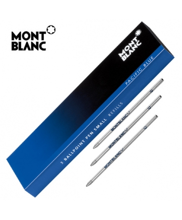 Recharge Bille Montblanc Mozart Bleu 107872