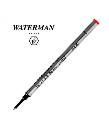 recharge-compatible-roller waterman-rouge
