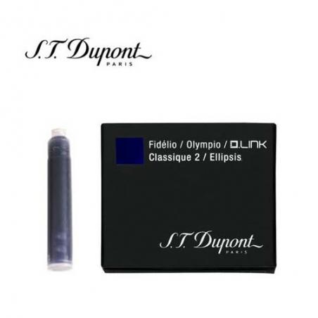 Cartouche d'encre Inter St Dupont Bleu Nuit 040111