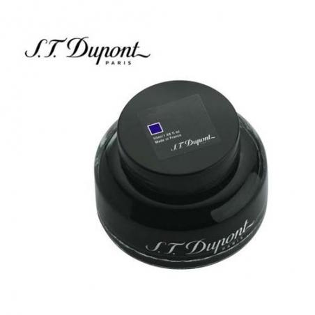 Flacon 50ml d'encre St Dupont Bleu Royal 040156
