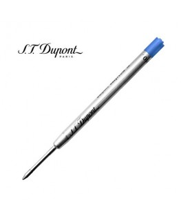 Recharge St Dupont Bille pour Défi, Elysée, Liberté bleu 040853