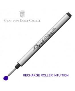 Recharge Roller Intuition Graf von Faber-Castell Bleu 148733