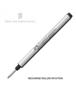 Recharge Roller Intuition Graf von Faber-Castell Noir 148732