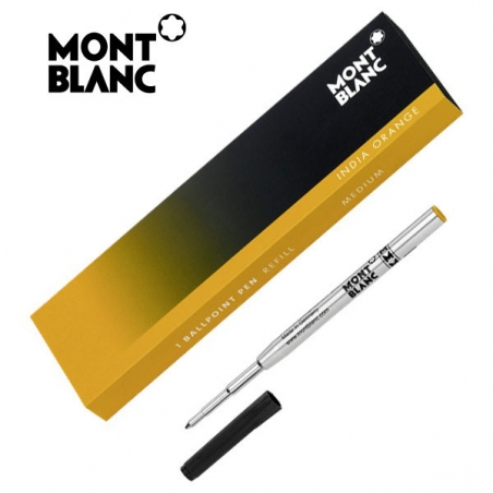 Recharge Bille Montblanc India Orange 110622