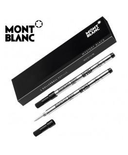 Recharge Montblanc Roller Classic Noir Moyen 105158