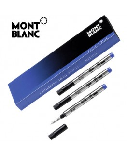 Recharge Montblanc Roller Slim Mozart Bleu Moyen 107324