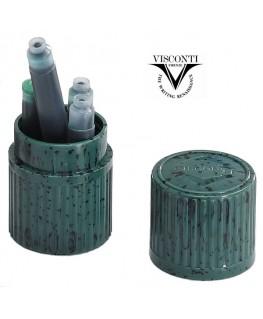Cartouche D'encre Visconti Vert A52 VERT
