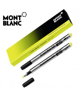 Recharge Montblanc Surligneur Luminous Yellow 105168