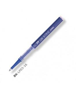 Recharge Tombow Roller Bleu Moyen 0.7 mm BK-LP07-16(B