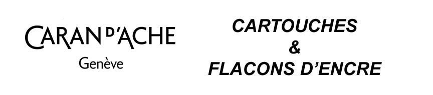 Cartouches D'encre et flacons d'encre Caran D'ache Chromatic