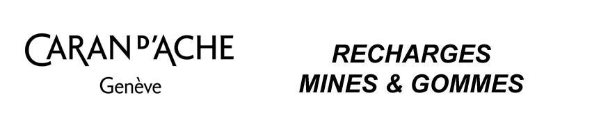 Recharges Mine et Gomme