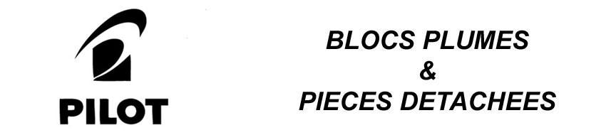 Bloc Plume