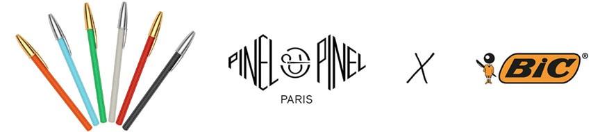 Pinel et Pinel x Bic
