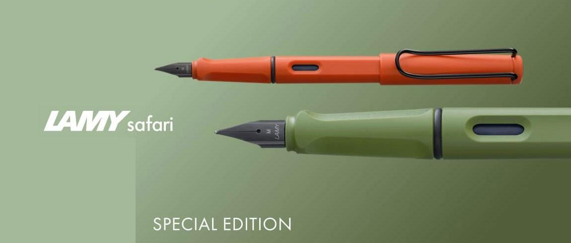 stylos lamy safari